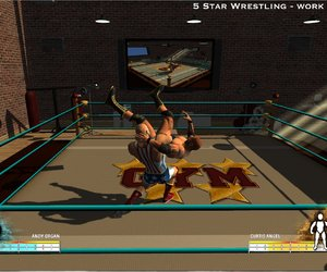 5 Star Wrestling Screenshots