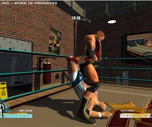 5 Star Wrestling Screenshots