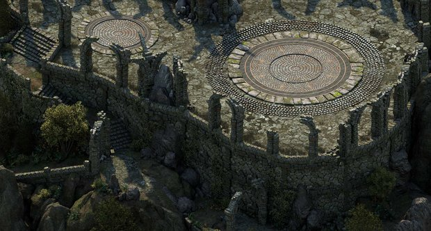Pillars of Eternity January 14 screenshots