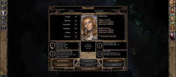Baldur's Gate 2: Enhanced Edition News