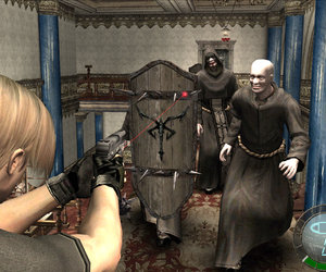 Resident Evil 4 HD Chat