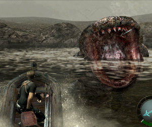 Resident Evil 4 HD Screenshots