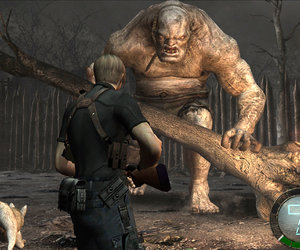 Resident Evil 4 HD Screenshots