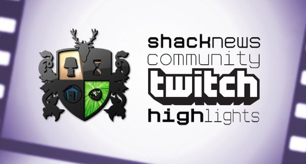 Shacknews Twitch Logo