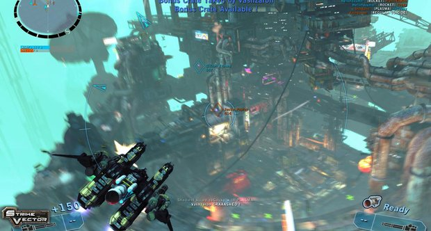 Strike Vector 2014 beta screenshots