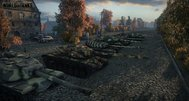 World of Tanks 8.1 update screenshots