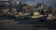 World of Tanks diary highlights Fortifications and Historical Battles modes