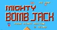 Mighty Bomb Jack and Life Force headline this week's eShop update