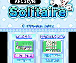 Arc Style: Solitaire Files