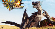 Monster Hunter 4 Ultimate hits 3DS in early 2015