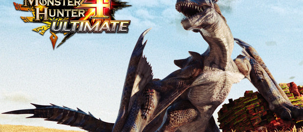 Monster Hunter 4 Ultimate News