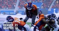 Madden NFL 25 predicts Broncos win in Super Bowl