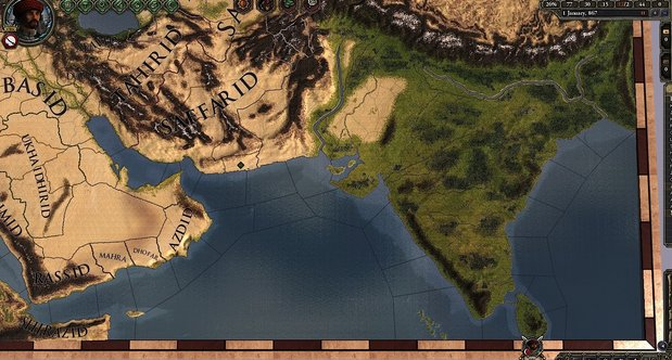 Crusader Kings II: Rajas of India screenshots