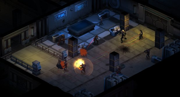 Shadowrun Returns: Dragonfall DLC screenshots