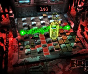 Basement Crawl Screenshots