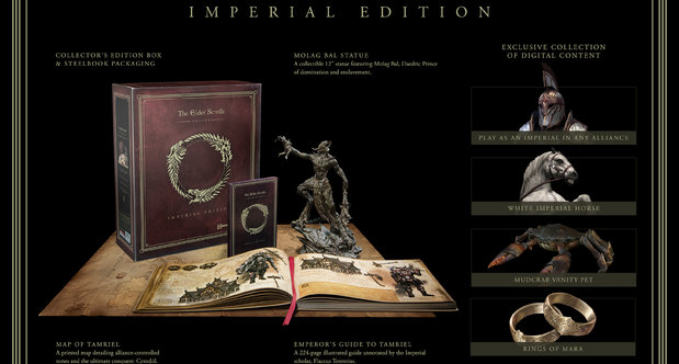 The Elder Scrolls Online 'Imperial Edition'