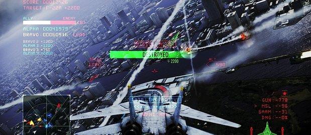 Ace Combat Infinity News