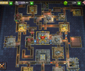 Dungeon Keeper Chat