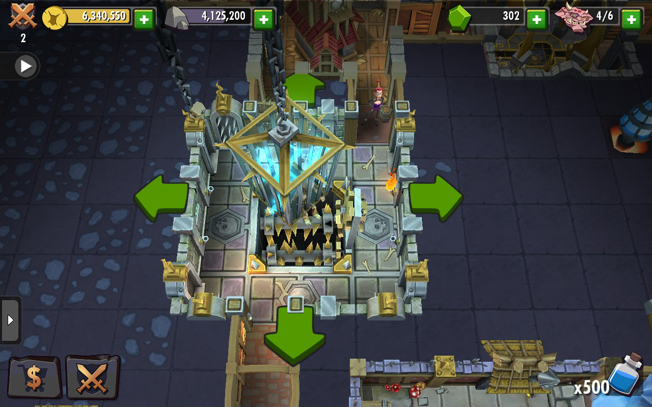 how to download and run dungeon keeper