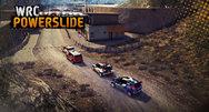 WRC Powerslide console screenshots