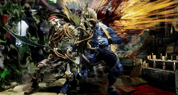 Killer Instinct Spinal screenshots