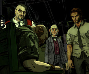 The Wolf Among Us Screenshots