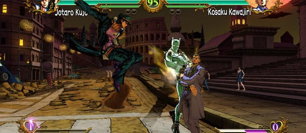 JoJo's Bizarre Adventure: All-Star Battle News