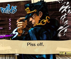 JoJo's Bizarre Adventure: All-Star Battle Chat