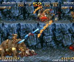 Metal Slug 3 Chat