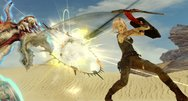 Lightning Returns: Final Fantasy XIII Tomb Raider DLC screenshots