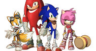 Sonic Boom's first character redesigns were 'more alien and different'