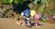 Sonic Boom behind the scenes video reveals the cast