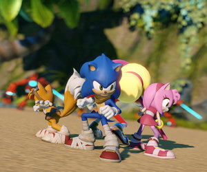 Sonic Boom Files