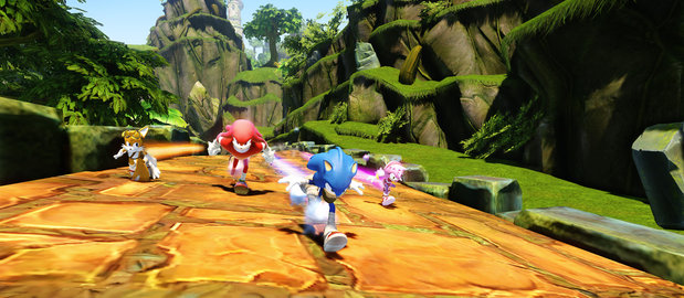 Sonic Boom News