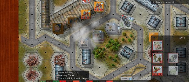 Mark H. Walker's Lock 'n Load: Heroes of Stalingrad News
