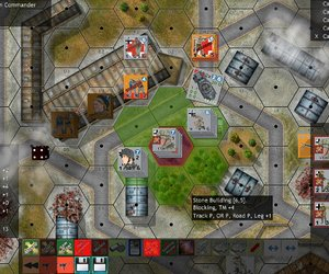 Mark H. Walker's Lock 'n Load: Heroes of Stalingrad Files