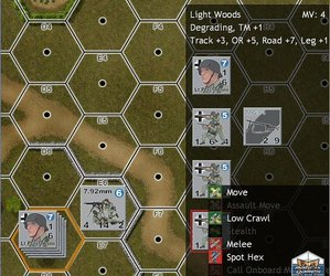 Mark H. Walker's Lock 'n Load: Heroes of Stalingrad Chat
