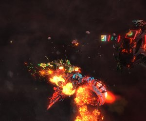 Space Pirates and Zombies 2 Screenshots
