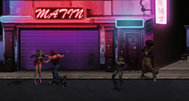 Double Dragon: Neon now pummeling Steam