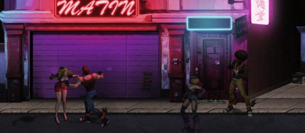 Double Dragon: Neon News