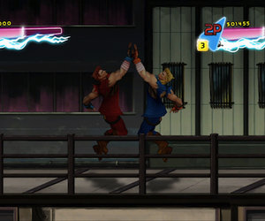 Double Dragon: Neon Files