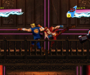 Double Dragon: Neon Screenshots