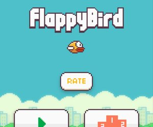 Flappy Bird Screenshots