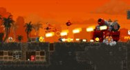 Broforce bro-pels onto Steam Early Access
