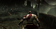 God of War Collection Vita screenshots