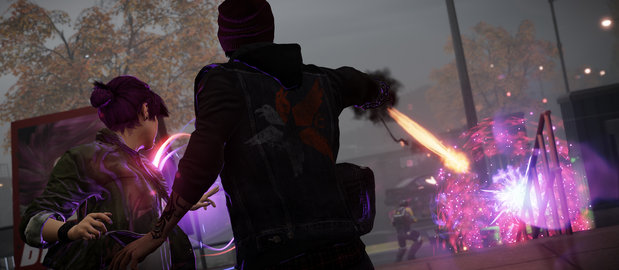 inFamous: Second Son News