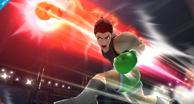 Super Smash Bros Little Mac screenshots