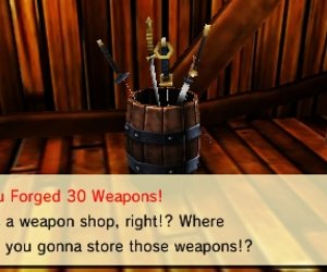 Weapon Shop de Omasse Chat