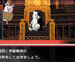 Danganronpa 2: Goodbye Despair Screenshots