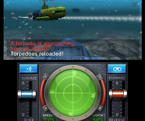 Steel Diver: Sub Wars Screenshots